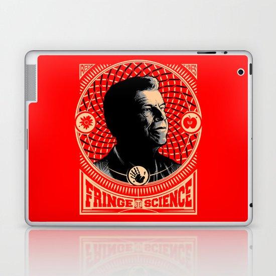Walter Bishop - Fringe Science (RED) Laptop & iPad Skin