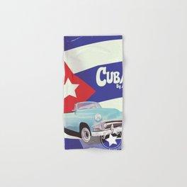 Cuba by Air Hand & Bath Towel