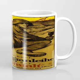 Vintage poster - Austrian War Bonds Coffee Mug