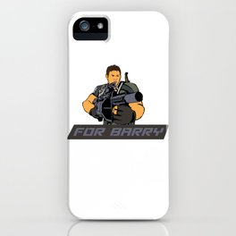 FOR BARRY iPhone Case
