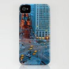 the windy city iPhone (4, 4s) Slim Case