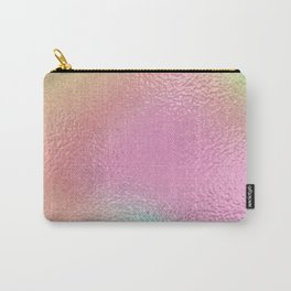 Simply Metallic in Iridescent Rainbow Carry-All Pouch