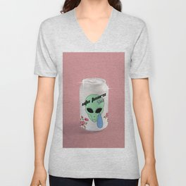 Alien Tears soft drink Unisex V-Neck