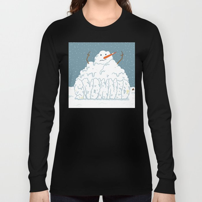 SNOWNED Long Sleeve T-shirt