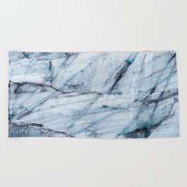 Ice Ice Baby Beach Towel