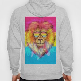 The Pan Lion Pride Hoody