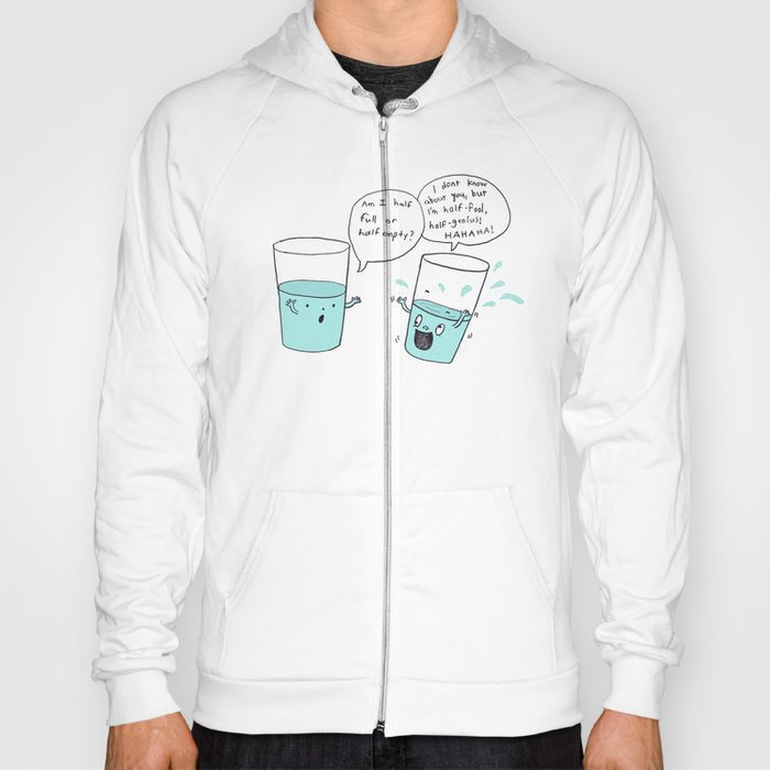 another optimistic glass Hoody