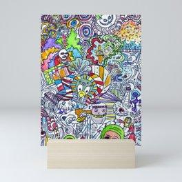 FUNHOUSE Mini Art Print