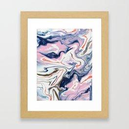 autumn. Framed Art Print