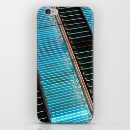 Neon Zoom iPhone Skin