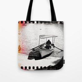 Photography - Boat - Paracas - Peru Tote Bag