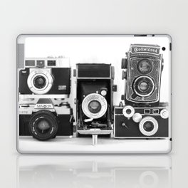 Vintage Camera Collection Laptop & iPad Skin
