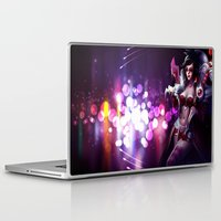 league of legends Laptop & iPad Skins featuring league of legends by Niky Boo