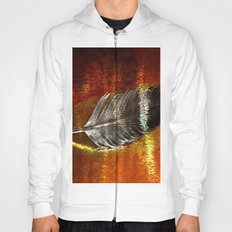 abstract feather# Hoody