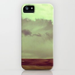 Atomspheric Immersion iPhone Case