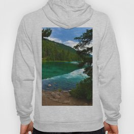 Valley of Five Lakes Trail in Jasper National Park, Canada Hoody