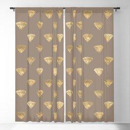Diamond Davie skin lamped. Blackout Curtain