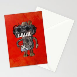 Musicbot Stationery Cards