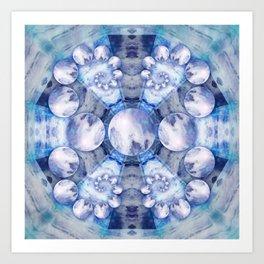 Resinate Mandala Art Print