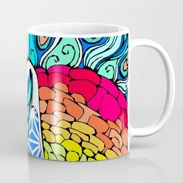 Gypsy Peacock Coffee Mug