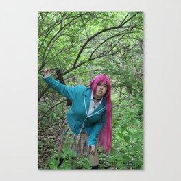 Moka Akashiya: Out of the woods  Canvas Print