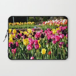 Muscogee (Creek) Nation - Honor Heights Park Azalea Festival, No. 11 of 12 Laptop Sleeve