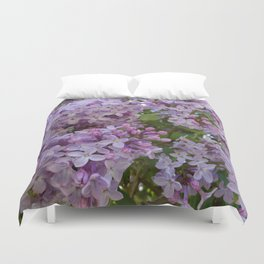 Lilac ~ Periwinkle Duvet Cover