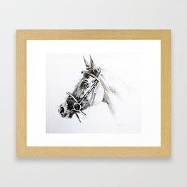 Always Loved Framed Art Print