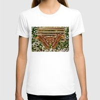 atlas T-shirts featuring Atlas Moth by Judi FitzPatrick