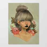loish Canvas Prints featuring ambrosial by loish