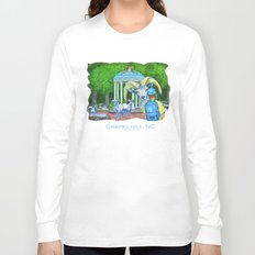 Locals Only  - Chapel Hill, NC Long Sleeve T-shirt