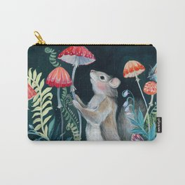 Mushroom garden Carry-All Pouch