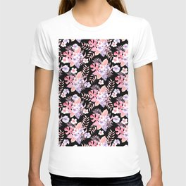 The Heritage Beautiful Flower T-shirt