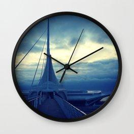 Milwaukee Morning Wall Clock