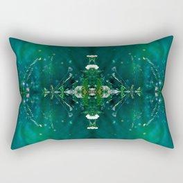 Water Spirit - Keeper - Vodyanoy G Rectangular Pillow