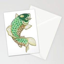 Koi Japanese Collection Stationery Cards