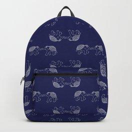 Elephant Friendship Backpack