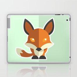 Cute Kyuubi Red Fox Laptop & iPad Skin