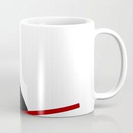 High jump.Sport tshirt  Coffee Mug