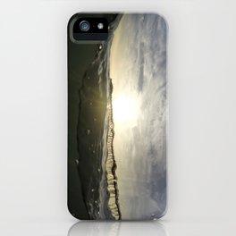 Drunken Pier iPhone Case