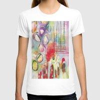 climbing T-shirts featuring Climbing by Belinda Fireman
