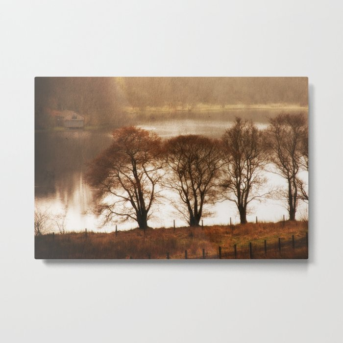In the Distant Past Metal Print