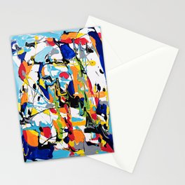 Blue Essence Stationery Cards