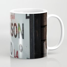 Goodison Road Coffee Mug