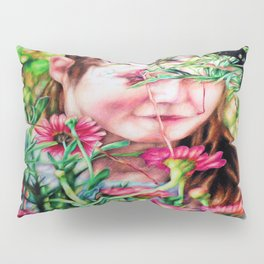 Robyn In The Garden Pillow Sham