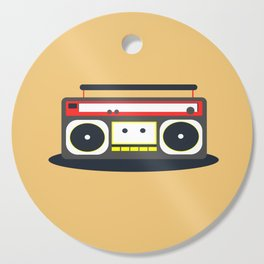 Radio Creative Cutting Board