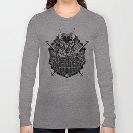 Digital Creative Curious by Vegas Long Sleeve T-shirt