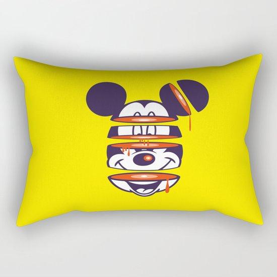 Defragmented!  Rectangular Pillow