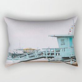 Lifeguard Off Duty Rectangular Pillow