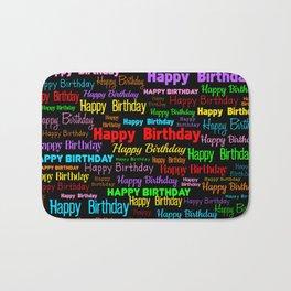 Happy Birthday! 2 Bath Mat